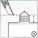 как применять акриловый герметик RAMSAUER 160 Acryl, пошаговая инструкция, купить