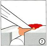 как наносить акриловый герметик RAMSAUER 160 Acryl, пошаговая инструкция, купить