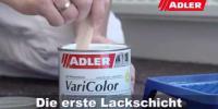Универсальное цветное покрытие ADLER Varicolor (окраска отопительных приборов)